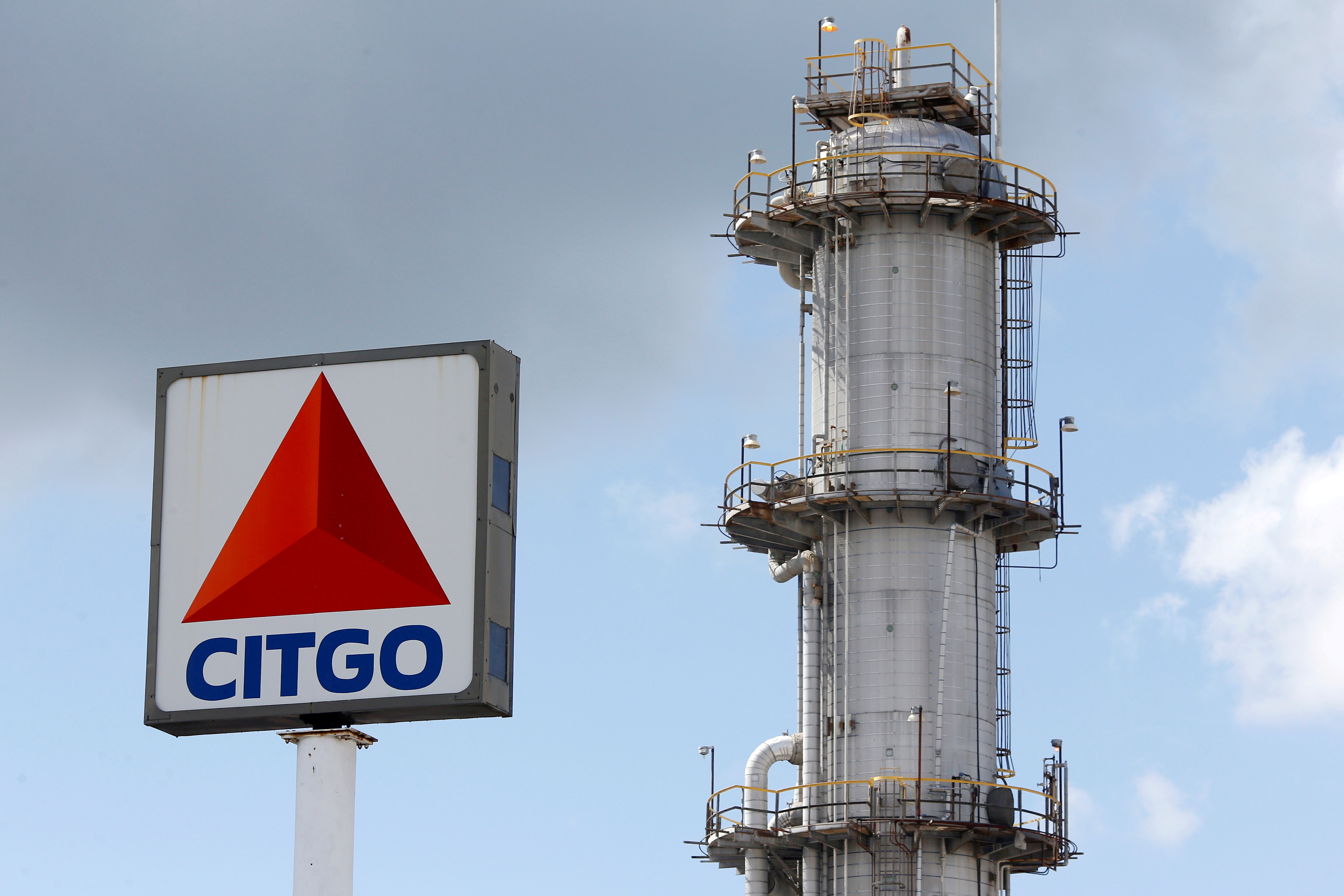 Citgo Petroleum refinery is pictured in Sulphur, Louisiana, U.S., June 12, 2018. REUTERS/Jonathan Bachman