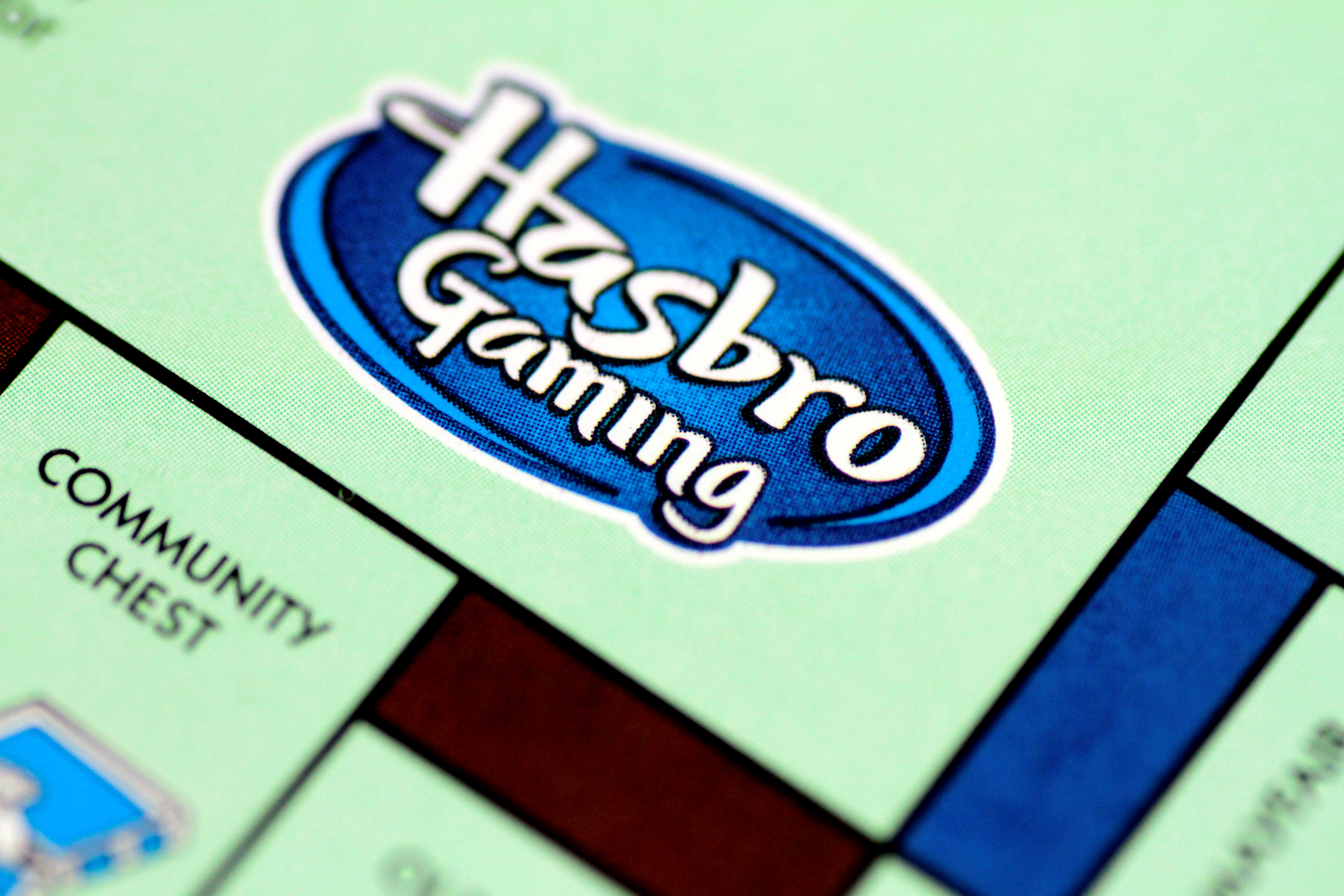 FIILE PHOTO: A Monopoly board game by Hasbro Gaming is seen in this illustration photo August 13, 2017. REUTERS/Thomas White/Illustration