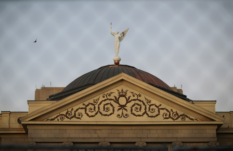 The Arizona state Capitol in Phoenix, Arizona. REUTERS/Caitlin O'Hara