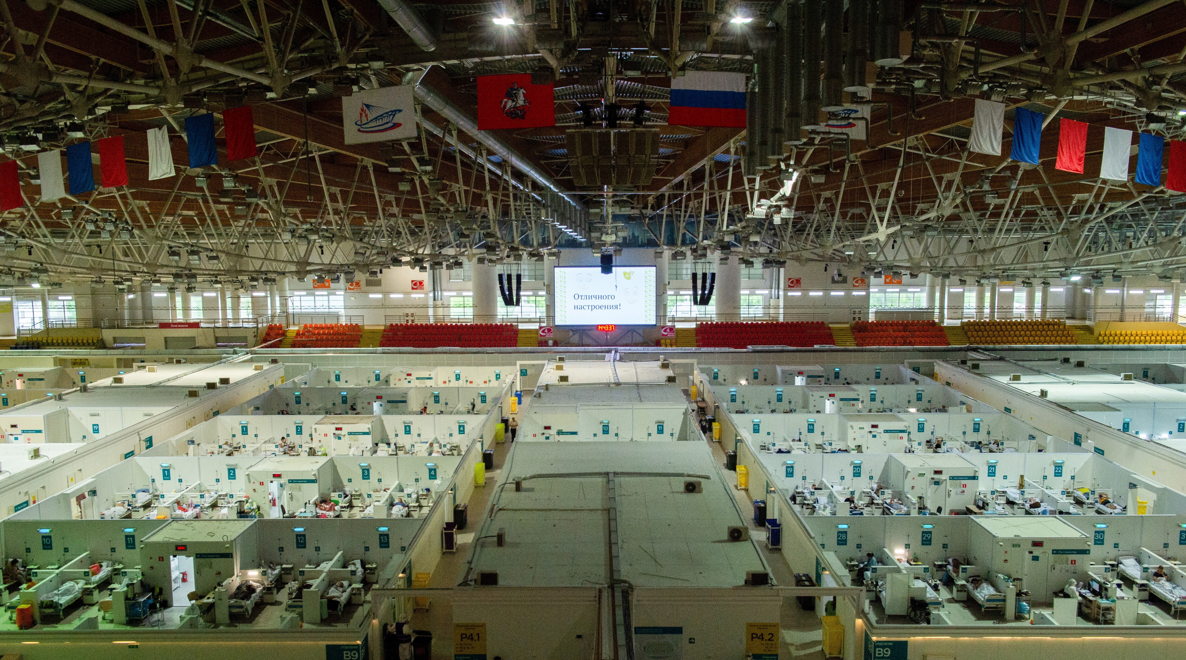 Russia records highest daily COVID cases since February | Reuters