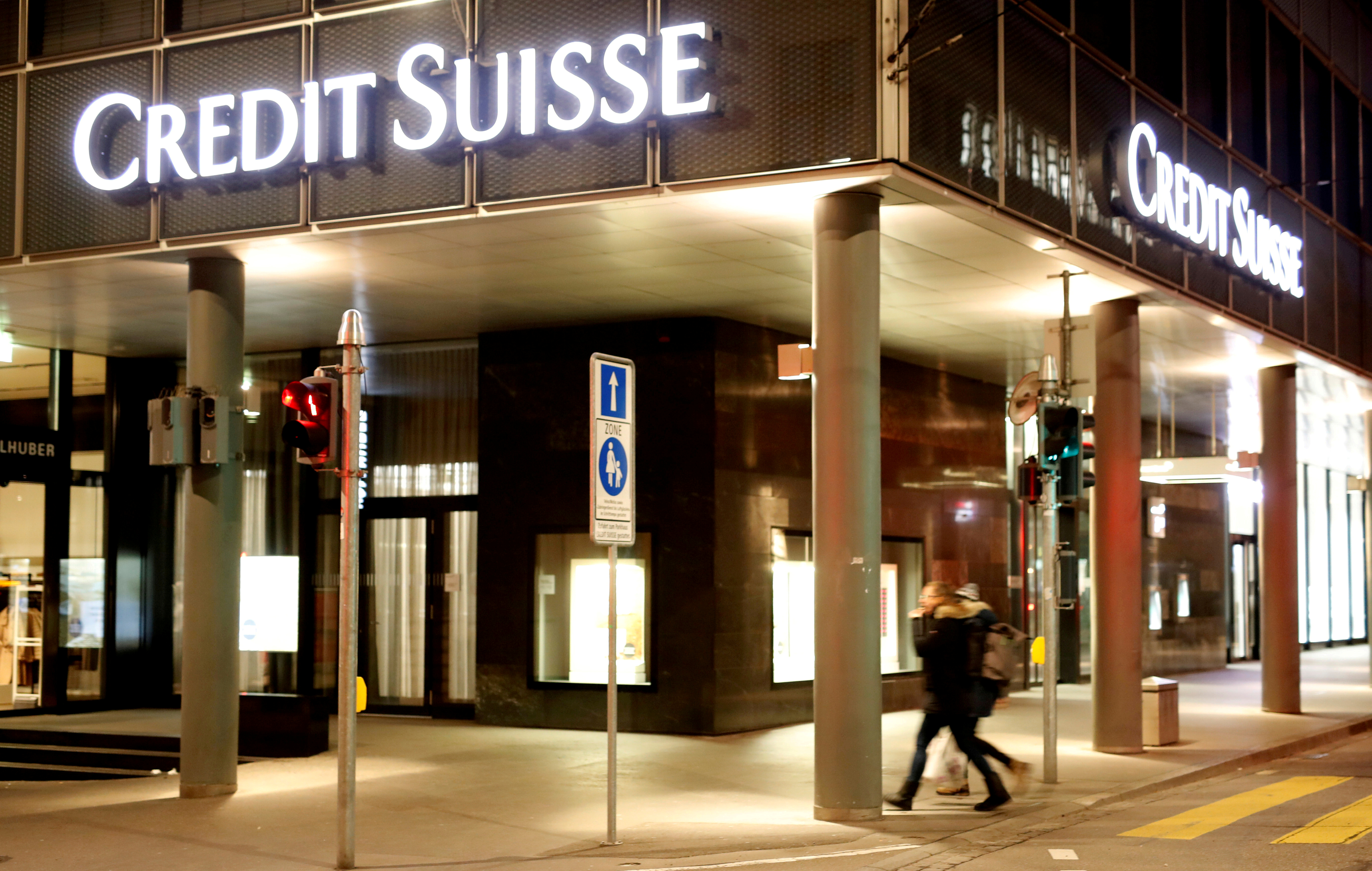 Spies and lies regulators round on Credit Suisse   Reuters