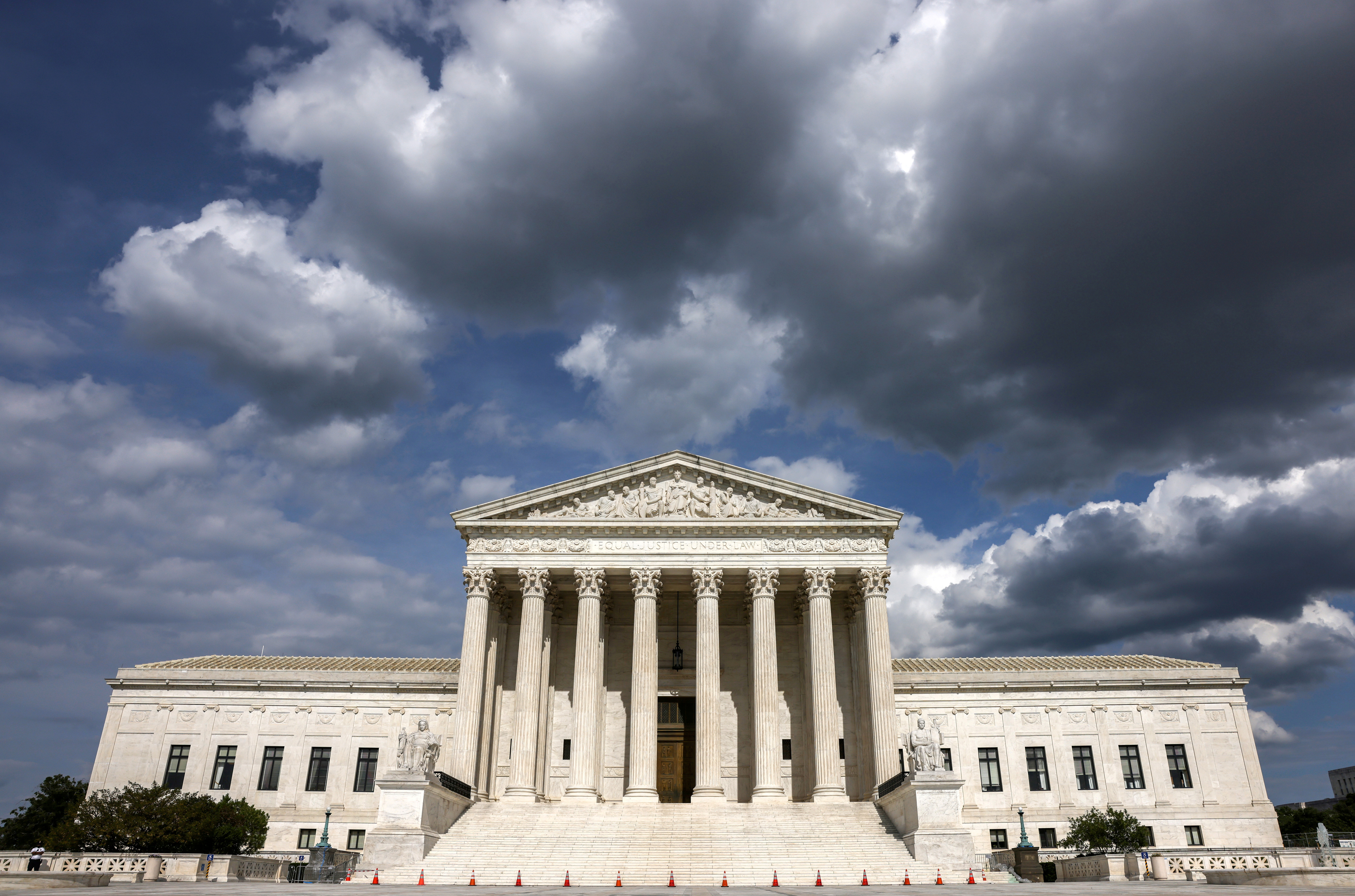 The United States Supreme Court in Washington, U.S. REUTERS/Evelyn Hockstein