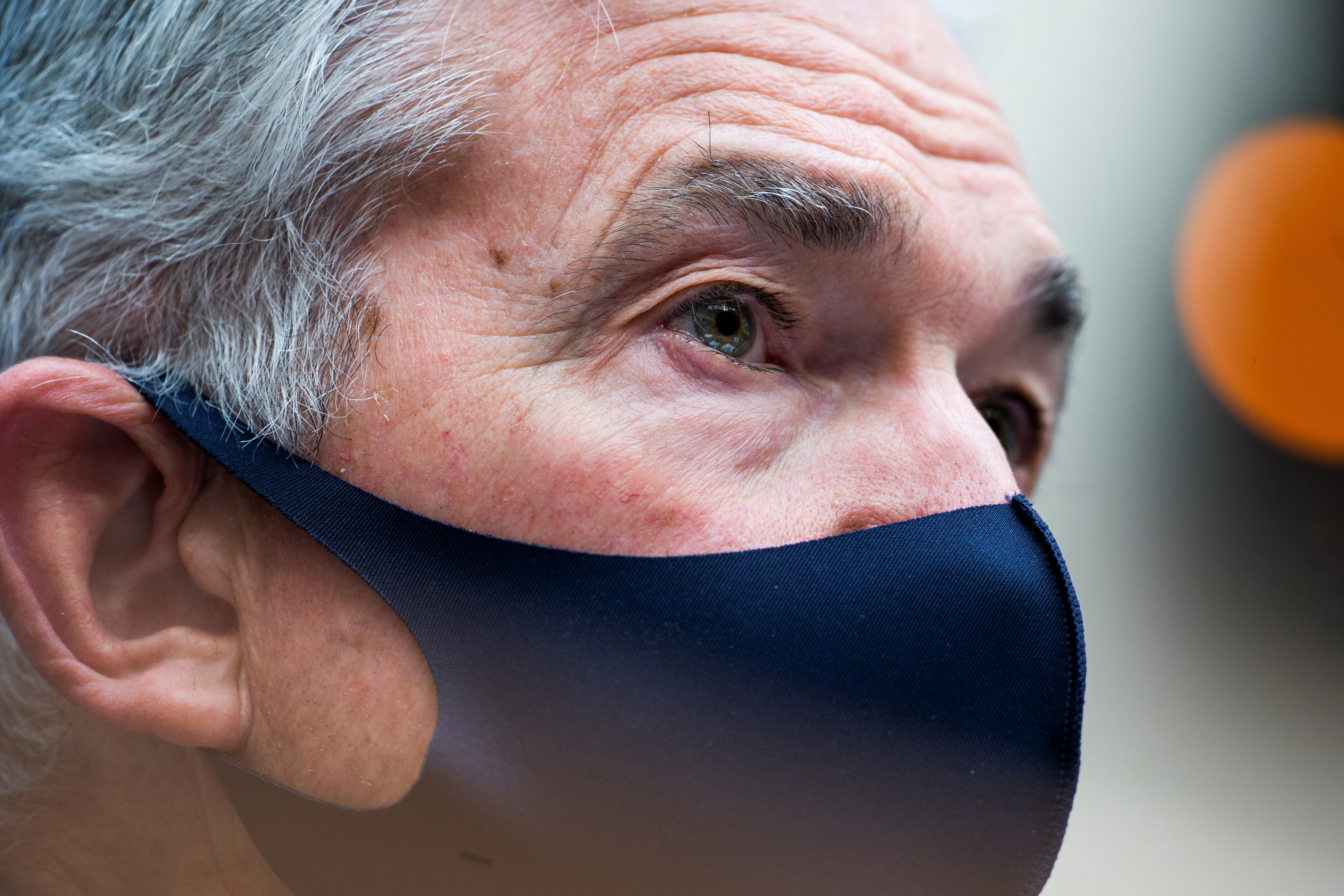 Federal Reserve Chair Jerome Powell testifies before a House Financial Services Committee hearing on